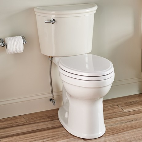 Retrospect Champion PRO Elongated 1.28 gpf Toilet by American Standard