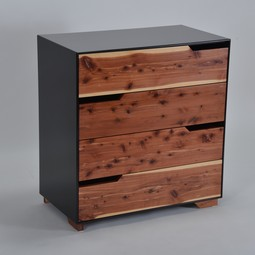 Aromatic Cedar Chest by Max Zaluska