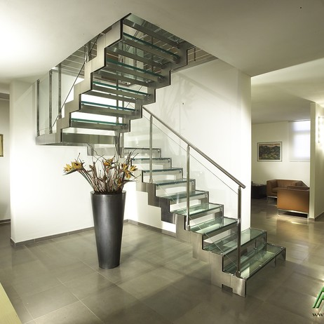 modular staircase by Marretti Stairs