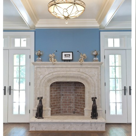 Constantinople FirePlace by JM Lifestyles