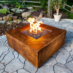 Chroma stone Firepits by JM Lifestyles