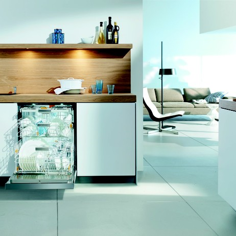 Generation 6000 Dishwashers by Miele