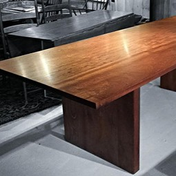 Mid Century Dining Table by 60nobscot Home