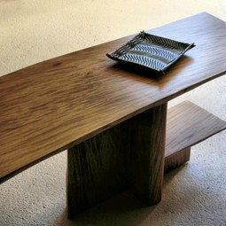 Coffee Table by 60nobscot Home