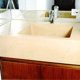 Trough Sink by Concreteworks East Studio
