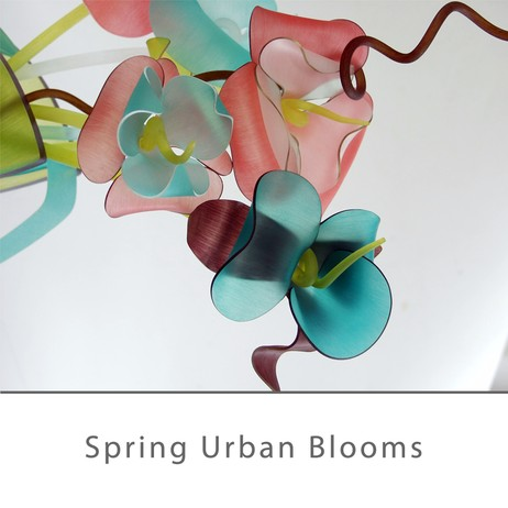 Spring Urban Blooms by LePage New York