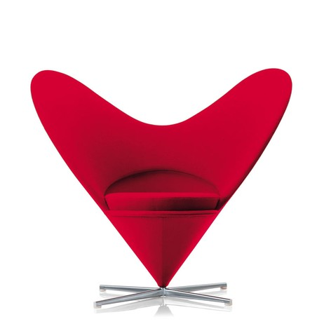Heart Cone Chair  by Vitra Inc.