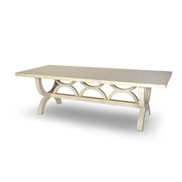 D'ambrosio dining table by Tritter Feefer Home Collection