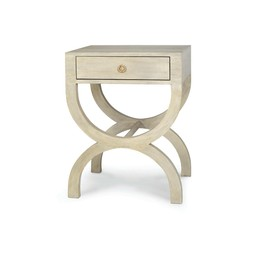 D'ambrosio Side Table by Tritter Feefer Home Collection