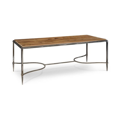 Garbo dining table by Tritter Feefer Home Collection