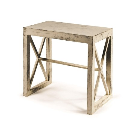 hollywood side table by Tritter Feefer Home Collection