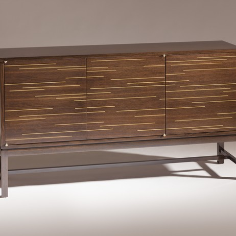 GLIMMER CABINET by zelouf+BELL FURNITURE MAKERS