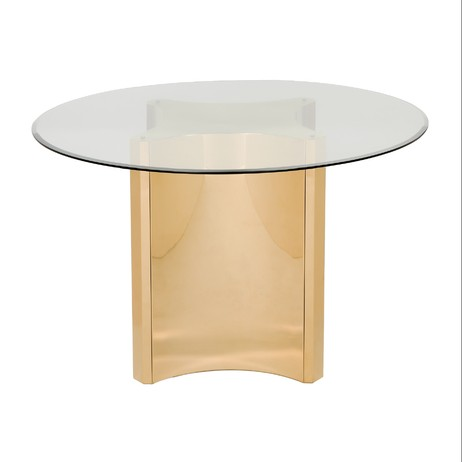 AIZA DINING TABLE by Safavieh Home Furnishings