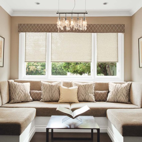 Roller Shades by SMITH+NOBLE