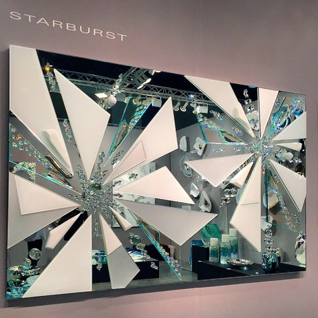 Starburst by Abby Modell Contemporary Art Glass