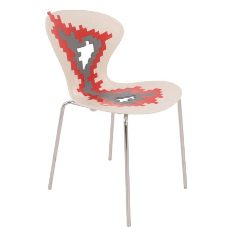 Big bang side chair by Hill Cross Furniture