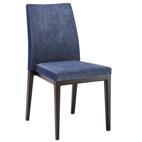 Malibu 1S side chair by Hill Cross Furniture