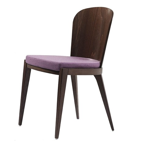 Allure side chair by Hill Cross Furniture
