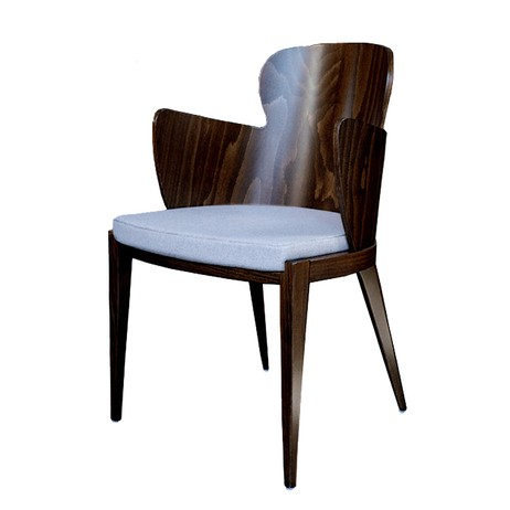 Allure 2 arm chair by Hill Cross Furniture