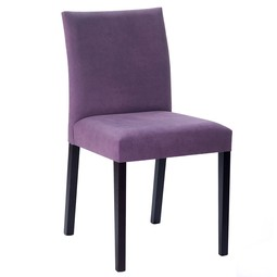 Cristiana fabric side chair by Hill Cross Furniture