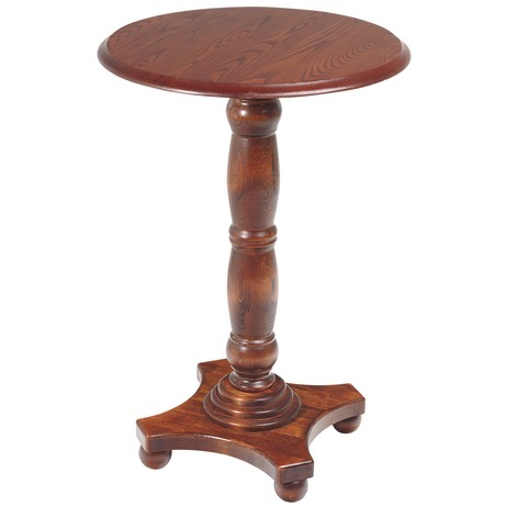 Trad Round P1 table base by Hill Cross Furniture