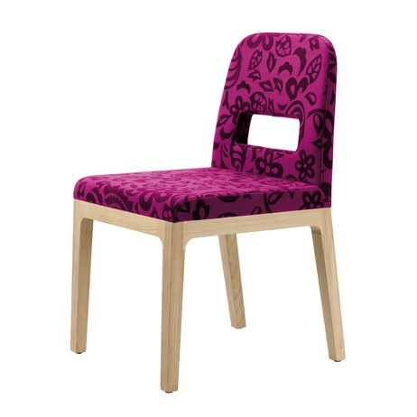 Polo side chair  by Hill Cross Furniture
