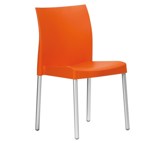 Ice side chair by Hill Cross Furniture
