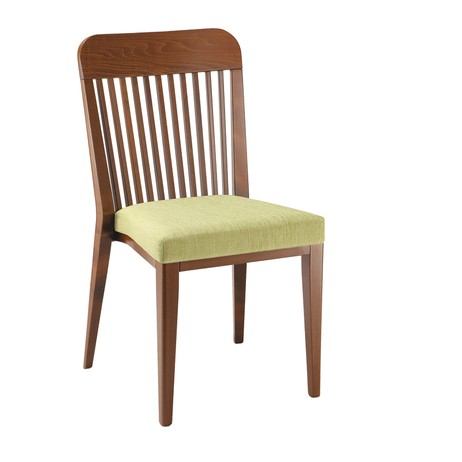 Ginger 2 side chair by Hill Cross Furniture