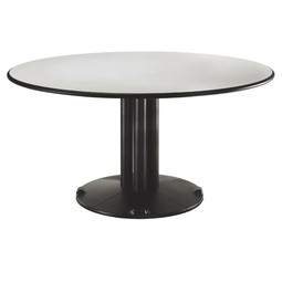 Professor table base by Hill Cross Furniture