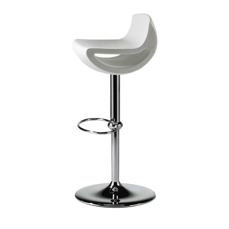 Ciao low back bar stool  by Hill Cross Furniture