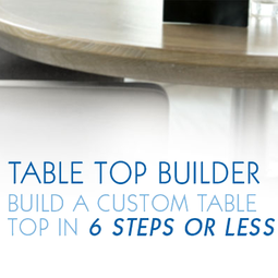 Table Top Builder by Hill Cross Furniture