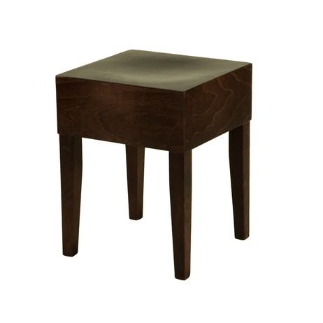 Oscar low stool by Hill Cross Furniture