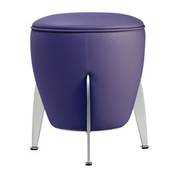 Johanson Mars - low stool by Hill Cross Furniture
