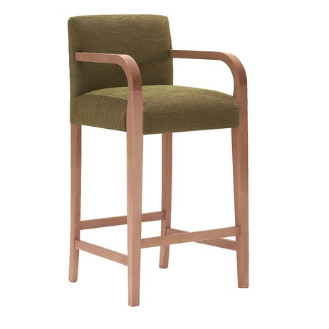Breacon bar stool by Hill Cross Furniture