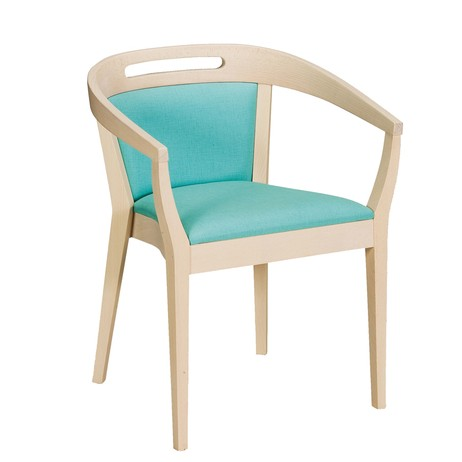 Lanark 2 arm chair by Hill Cross Furniture