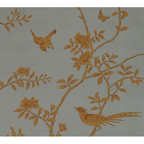 Painted on Silk - Havana by Fromental