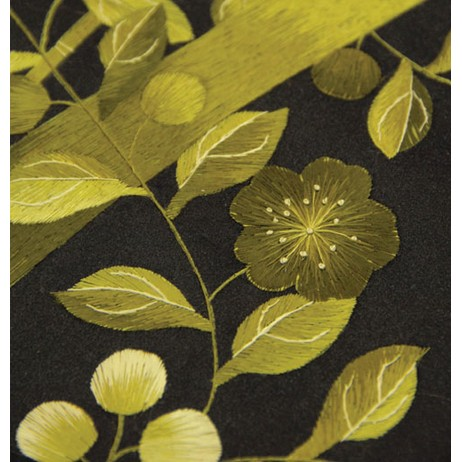 Embroidered - Lemongrass by Fromental