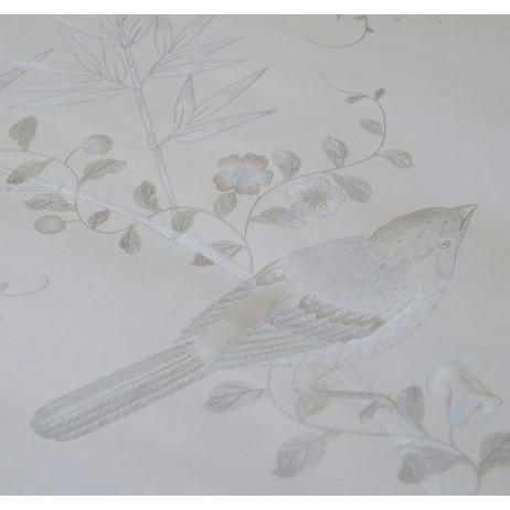 Embroidered - Palladium by Fromental