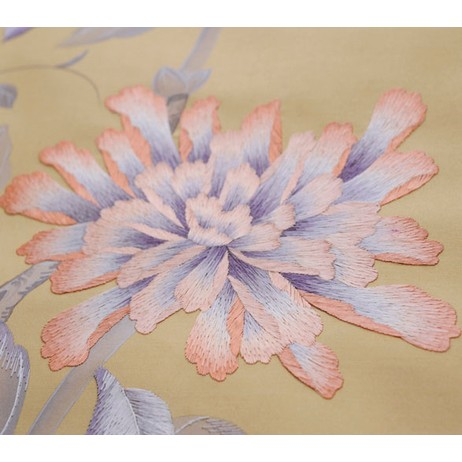 Embroidered - Dusky Rose by Fromental