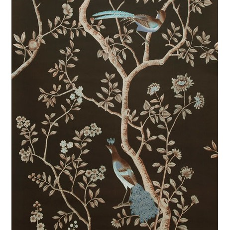 Painted on Silk - Dakar by Fromental