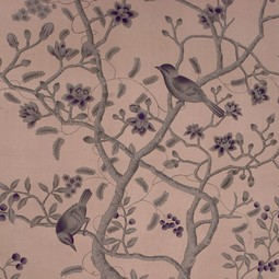 Painted on Silk - Brighton by Fromental