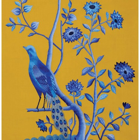 Embroidered - Cobalt by Fromental