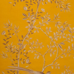 Painted on Silk - Sungold by Fromental