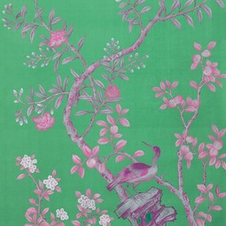 Painted on Silk - Empire by Fromental