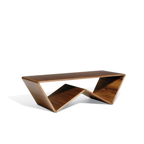 Zig Zag Table  by Altura Furniture