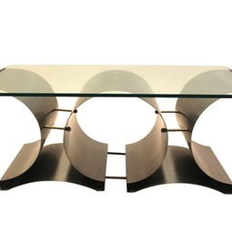 20th Century French Coffee Table by RubyLUX