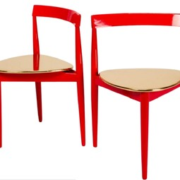 Hans Olsen Chairs by RubyLUX