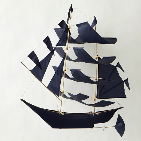 Sailing Ship Kites by Haptic Lab
