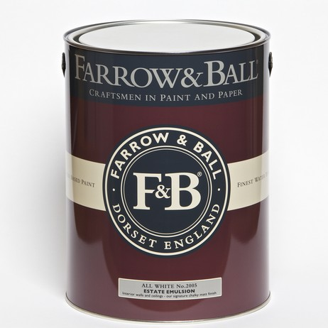Interior & Exterior Paint  by Farrow & Ball
