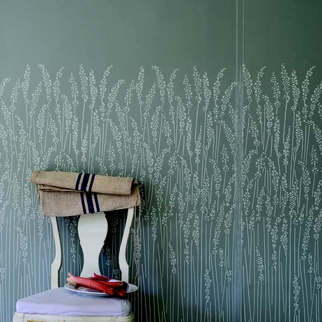 Hand Crafted Wallpaper by Farrow & Ball